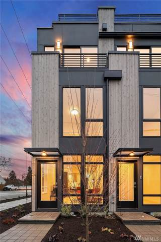 801-A NW 50th St, Seattle, WA 98107 (#1556298) :: Real Estate Solutions Group