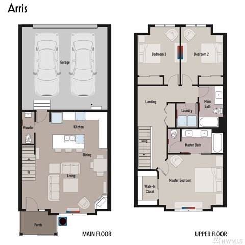 4211 Ambrosia Lane A-5, Bellingham, WA 98226 (#1556300) :: Real Estate Solutions Group