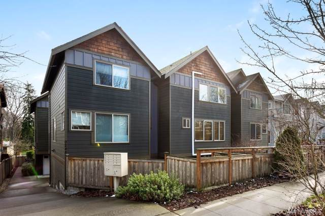 9246 Interlake Ave N C, Seattle, WA 98103 (#1556318) :: The Shiflett Group