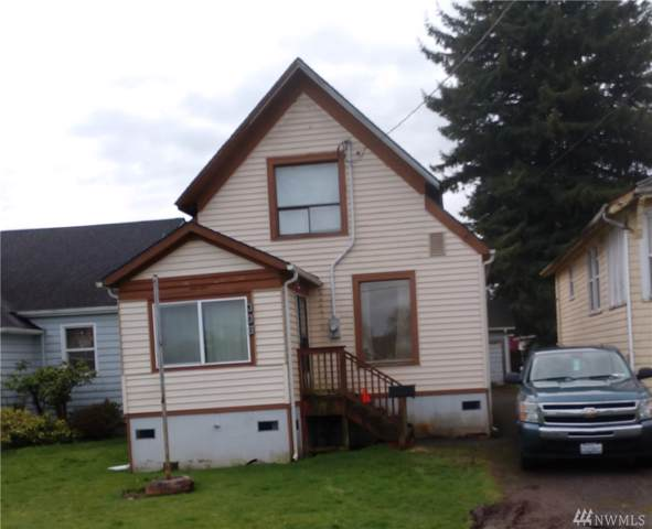 308 N St, Hoquiam, WA 98550 (#1556352) :: Keller Williams Western Realty