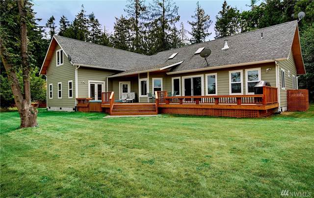 291 Fairway Dr, San Juan Island, WA 98250 (#1556512) :: Northern Key Team
