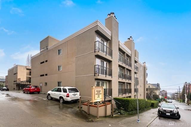 511 E Roy St #415, Seattle, WA 98102 (#1556546) :: Costello Team