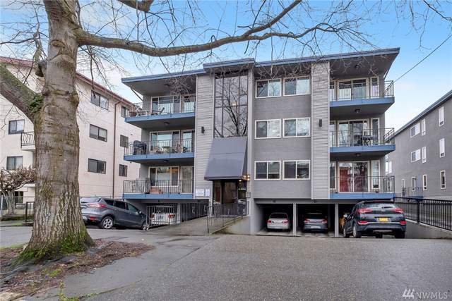 1108 NW Market St #8, Seattle, WA 98107 (#1556557) :: Real Estate Solutions Group