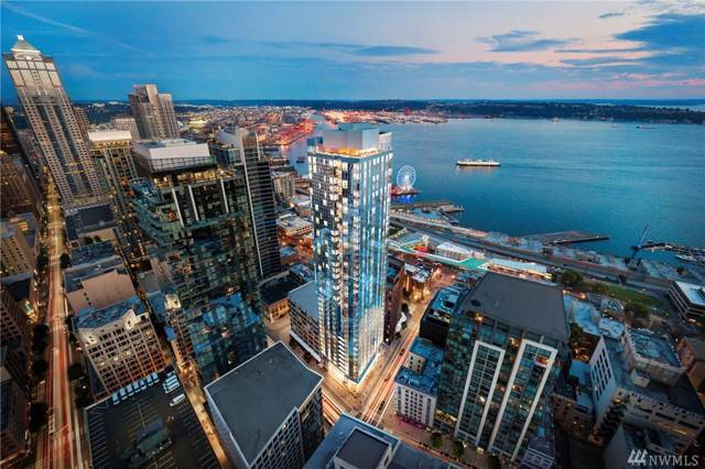 121 Stewart St #2503, Seattle, WA 98101 (#1556572) :: Center Point Realty LLC