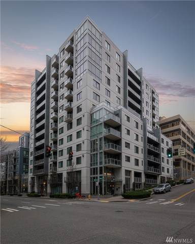 76 Cedar St #506, Seattle, WA 98121 (#1556580) :: The Kendra Todd Group at Keller Williams