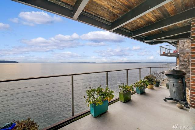 3717 Beach Dr SW #209, Seattle, WA 98116 (#1556637) :: Real Estate Solutions Group