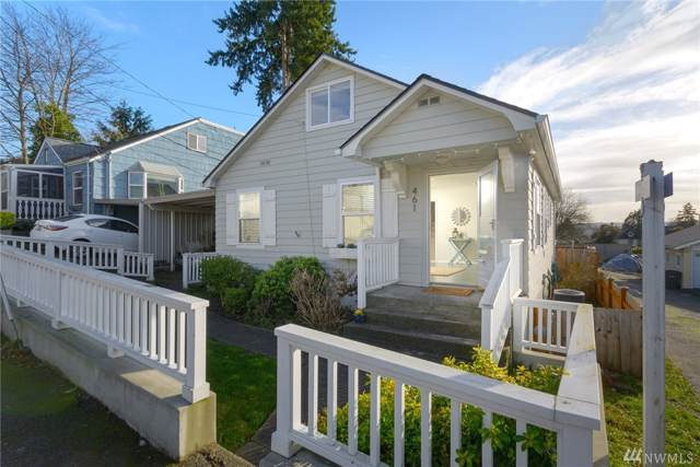 461 NE Eliason St, Poulsbo, WA 98370 (#1556690) :: Crutcher Dennis - My Puget Sound Homes