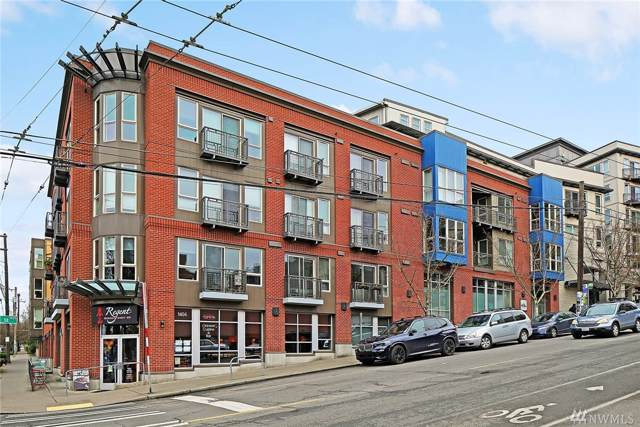 1410 E Pine St W325, Seattle, WA 98122 (#1556717) :: Real Estate Solutions Group