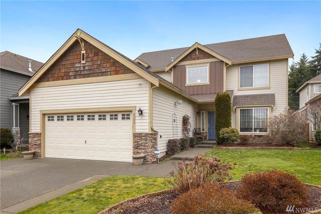 3324 S 280th Place, Auburn, WA 98001 (#1556719) :: Crutcher Dennis - My Puget Sound Homes