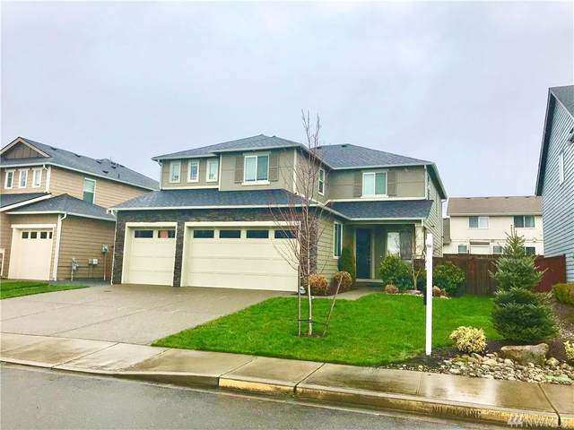 11605 172nd St Ct E, Puyallup, WA 98374 (#1556732) :: Keller Williams Western Realty