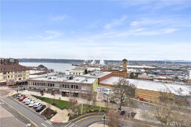 714 Market St #602, Tacoma, WA 98402 (#1556753) :: Ben Kinney Real Estate Team