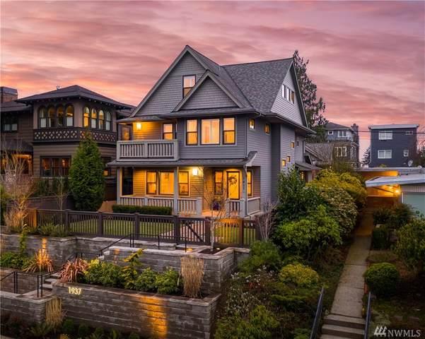 1937 Third Ave W, Seattle, WA 98119 (#1556786) :: Ben Kinney Real Estate Team