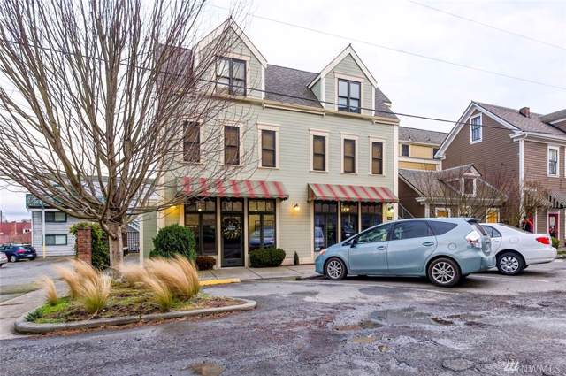 800 Polk St #104, Port Townsend, WA 98368 (#1556813) :: Real Estate Solutions Group