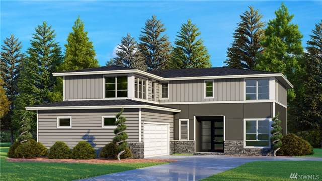11608-(Lot 1) NE 61st Ct, Kirkland, WA 98033 (#1556824) :: Real Estate Solutions Group