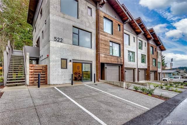 522 Madrona Wy NE 1A, Bainbridge Island, WA 98110 (#1556841) :: Crutcher Dennis - My Puget Sound Homes