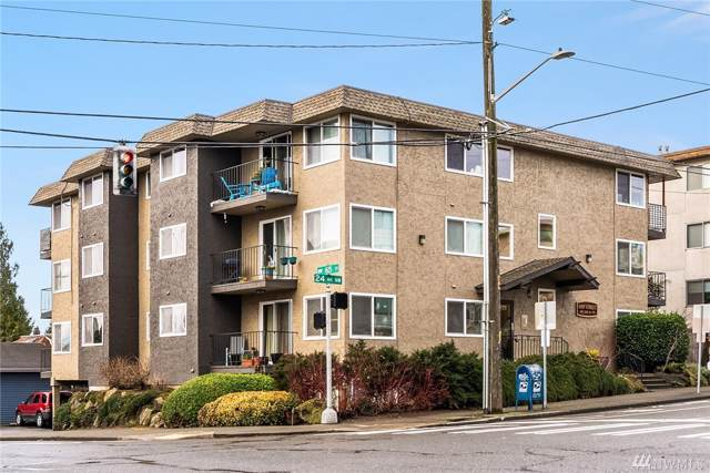 6501 NW 24th Ave #103, Seattle, WA 98117 (#1556850) :: Real Estate Solutions Group