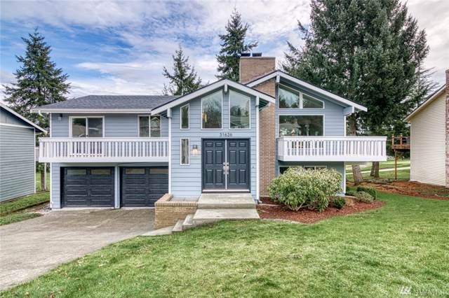 31626 37th Ave SW, Federal Way, WA 98023 (#1556968) :: Keller Williams Realty