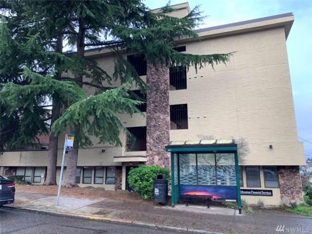 1001 W Howe St M2, Seattle, WA 98119 (#1556975) :: Record Real Estate