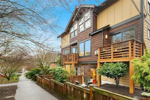 3627 Palatine Ave N B, Seattle, WA 98103 (#1557006) :: Keller Williams Western Realty