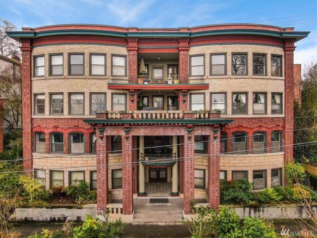 626 13th Ave E L, Seattle, WA 98102 (#1557085) :: Ben Kinney Real Estate Team