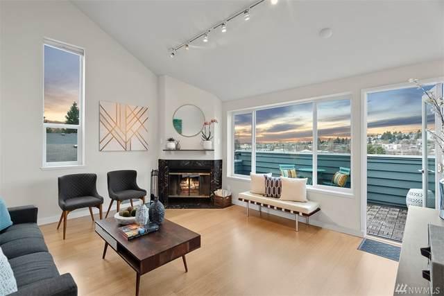 57 Etruria St #401, Seattle, WA 98109 (#1557110) :: Mosaic Realty, LLC