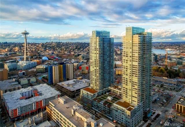 588 Bell St #2502, Seattle, WA 98121 (#1557159) :: Northwest Home Team Realty, LLC