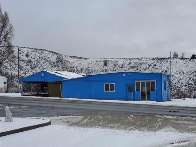 36 Highway 20, Tonasket, WA 98855 (#1557311) :: Northwest Home Team Realty, LLC
