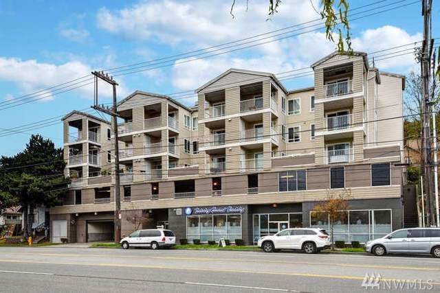 2530 15th Ave W #401, Seattle, WA 98119 (#1557322) :: Mosaic Realty, LLC