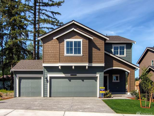 2922 Fiddleback St NE #287, Lacey, WA 98516 (#1557324) :: Real Estate Solutions Group