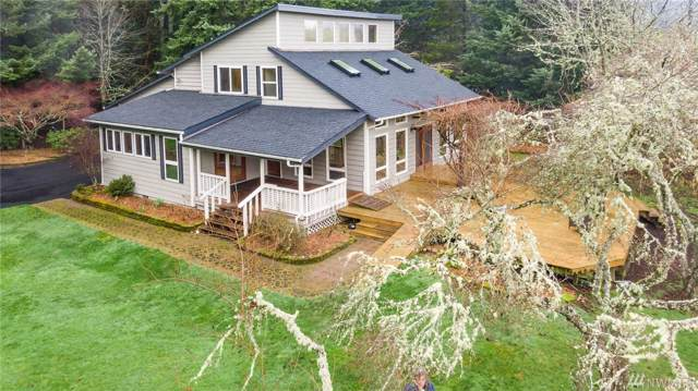22303 Wax Orchard Rd SW, Vashon, WA 98070 (#1557329) :: Real Estate Solutions Group