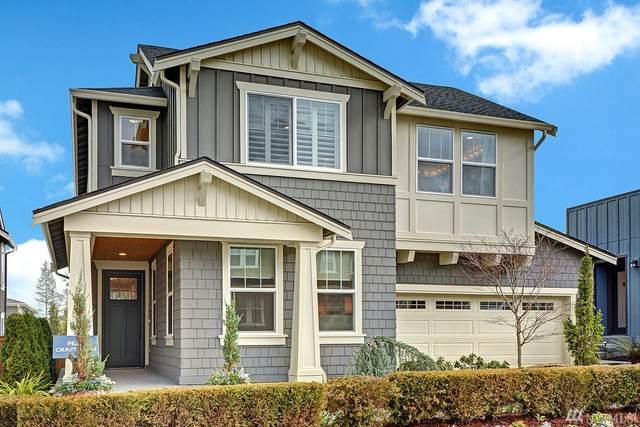 1373 Salish Ave SE #14, North Bend, WA 98045 (#1557361) :: Lucas Pinto Real Estate Group