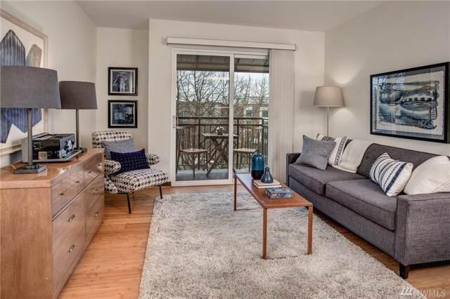 413 NE 70th St #415, Seattle, WA 98115 (#1557552) :: Pickett Street Properties