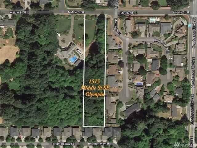 1515 Middle St SE, Olympia, WA 98501 (#1557632) :: Ben Kinney Real Estate Team