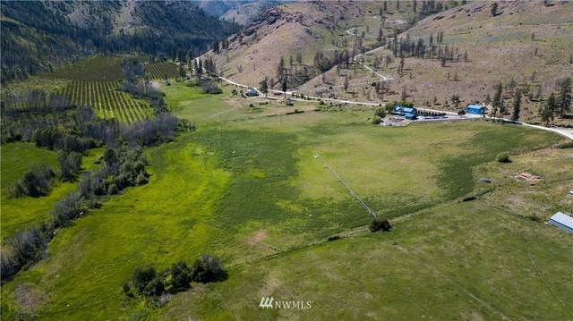 0 Antoine Creek Road Lot 1, Chelan, WA 98816 (#1557651) :: McAuley Homes