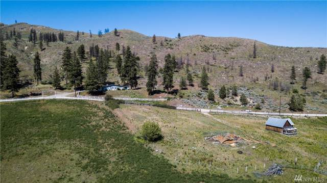 0 Antoine Creek Rd Lot 4, Chelan, WA 98816 (#1557733) :: Record Real Estate