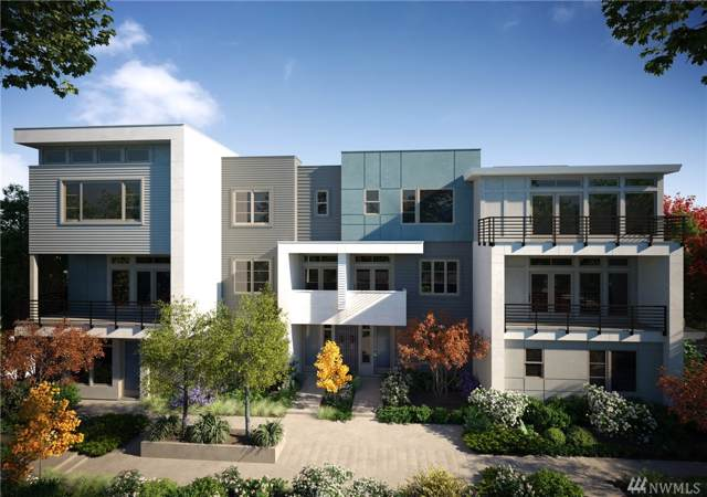 11522 117th Lane NE #3, Kirkland, WA 98034 (#1557739) :: Real Estate Solutions Group