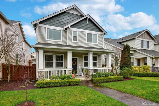 2520 87th Ave NE, Lake Stevens, WA 98258 (#1557785) :: Diemert Properties Group