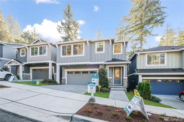 22395 SE 43rd (Lot 33) Place, Issaquah, WA 98029 (#1557980) :: Lucas Pinto Real Estate Group