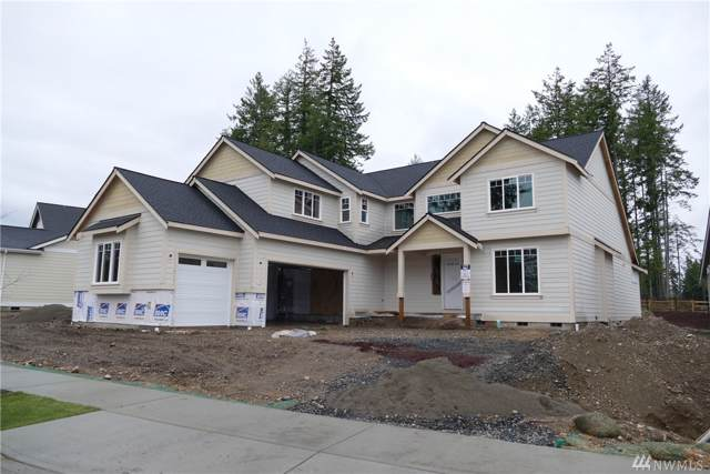 4429 Caddyshack Dr NE Lot54, Lacey, WA 98516 (#1557989) :: Real Estate Solutions Group