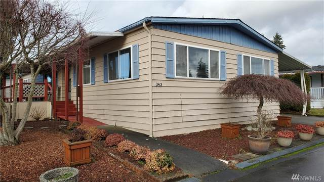 620 112th St SE #343, Everett, WA 98208 (#1558138) :: Ben Kinney Real Estate Team
