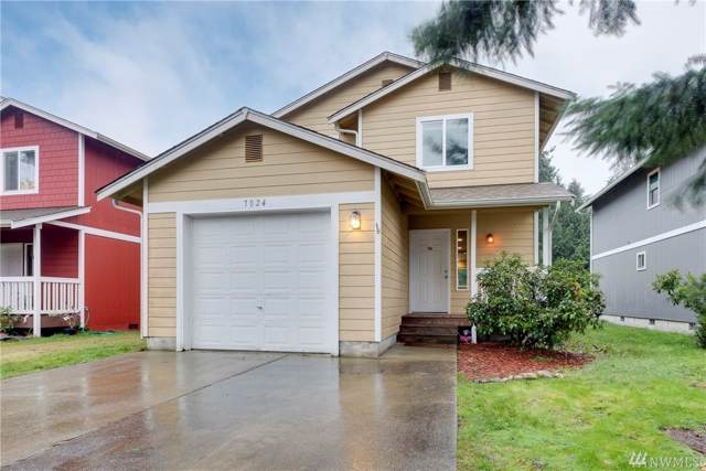 7024 E Dakota St, Port Orchard, WA 98366 (#1558180) :: Keller Williams Western Realty