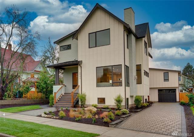 6542 Jones Ave NW, Seattle, WA 98117 (#1558186) :: Beach & Blvd Real Estate Group