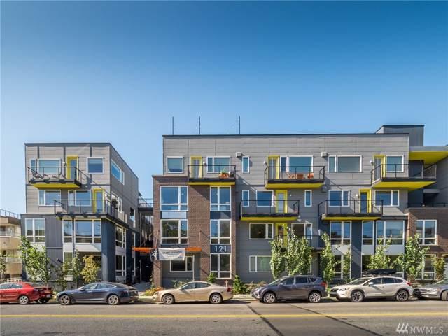 121 12th Ave E #301, Seattle, WA 98102 (#1558230) :: Keller Williams Western Realty