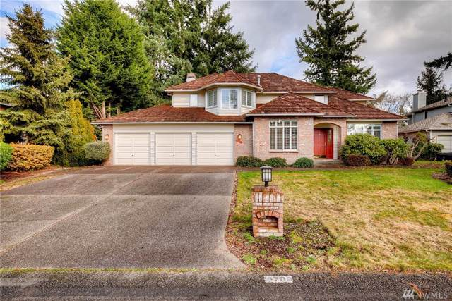 16709 94th Ave Ct E, Puyallup, WA 98375 (#1558284) :: Real Estate Solutions Group