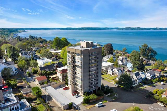 404 N D St 3E, Tacoma, WA 98403 (#1558299) :: Commencement Bay Brokers