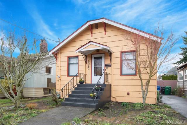 6043 7th Ave NW, Seattle, WA 98107 (#1558308) :: Keller Williams Realty