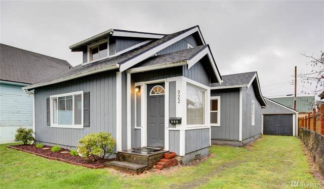 922 Lincoln St, Hoquiam, WA 98550 (#1558386) :: Northwest Home Team Realty, LLC