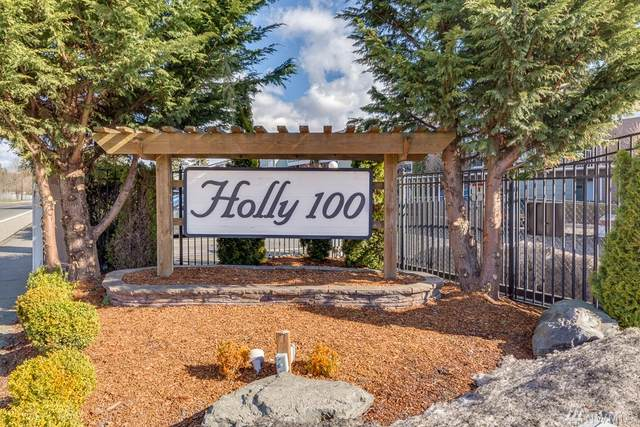 9815 Holly Drive A108, Everett, WA 98204 (#1558657) :: Northwest Home Team Realty, LLC