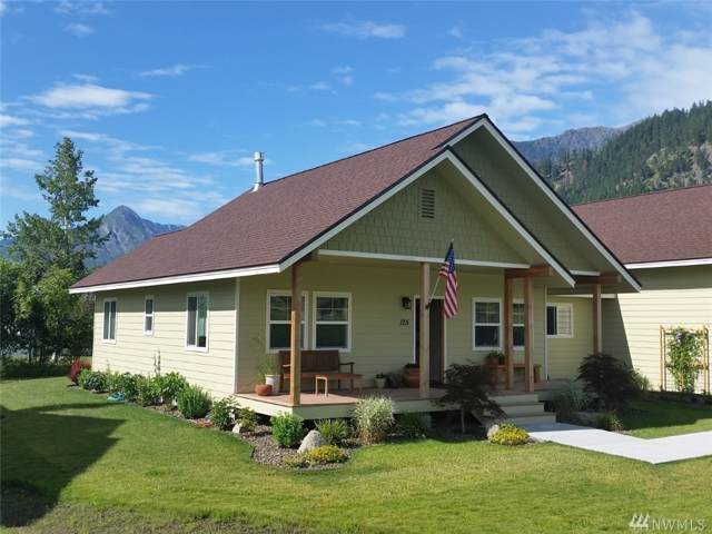 125 Pine St, Leavenworth, WA 98826 (#1558684) :: Keller Williams Western Realty