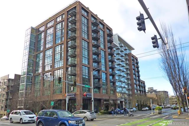 2911 2nd Ave #918, Seattle, WA 98121 (#1558815) :: Keller Williams Realty